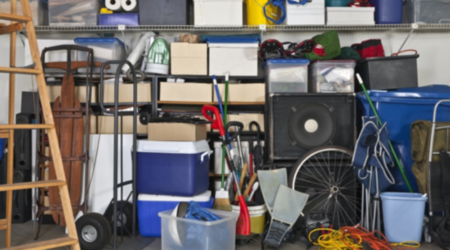 3 Tips On Keeping Your Kid's Prying Noses Out Of The Garage
