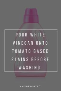 laundry remedies