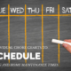 Tips For Creating A Cleaning Schedule