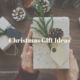 Christmas Gift Ideas – if you're feeling stuck!