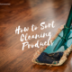 How to Sort Cleaning Products