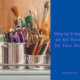 How to Create an Art Room for Your Kids