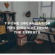7 Home Organisation Tips Straight from the Experts