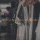 How to Sort Your Wardrobe