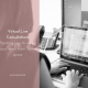 Virtual Live Consultations – Assisting you to set up your work from home space