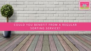 regular sorting service
